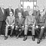 Mayo 1916 Commemoration Committee 1966. Owen Hughes seated 2nd from right.